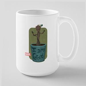 Guardians Baby Groot Large Mug