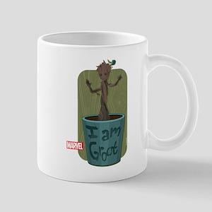 Guardians Baby Groot Mug