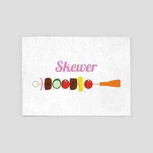Skewer 5'x7'Area Rug