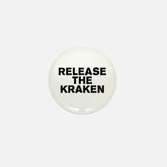 Release Kraken Mini Button
