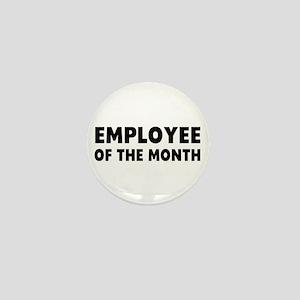 Employee Month Mini Button