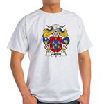 Gamiz Family Crest Light T-Shirt