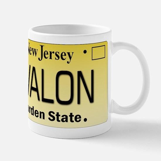 Avalon NJ Tag Giftware Mugs