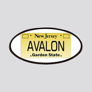 Avalon NJ Tag Giftware Patch