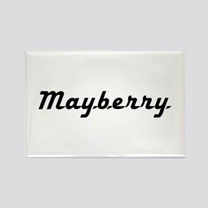 Mayberry Rectangle Magnet