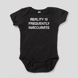 Reality Innacurate Baby Bodysuit