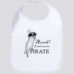 Pirate Cockatoo Bib