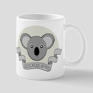 100% Koalafied Mugs