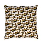 Humu Pattern Everyday Pillow