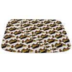 Humu Pattern Bathmat