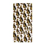 Humu Pattern Beach Towel