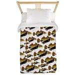 Humu Pattern Twin Duvet