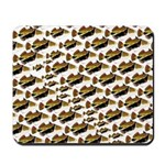 Humu Pattern Mousepad