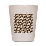 Humu Pattern Shot Glass