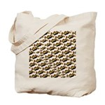 Humu Pattern Tote Bag