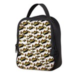 Humu Pattern Neoprene Lunch Bag