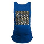 Humu Pattern Maternity Tank Top
