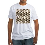 Humu Pattern T-Shirt