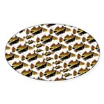 Humu Pattern Sticker