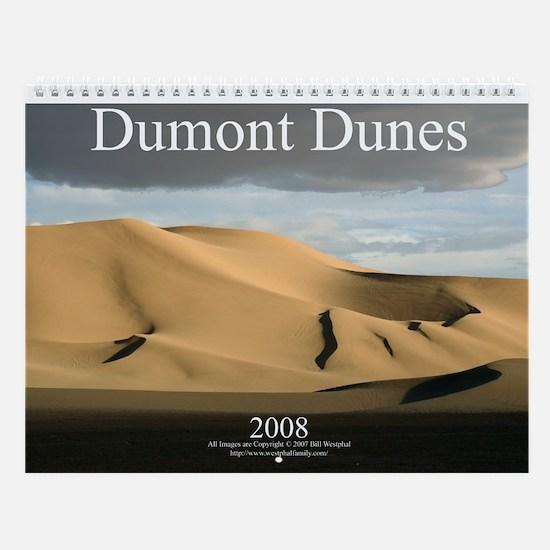 Dumont Dunes Wall Calendar