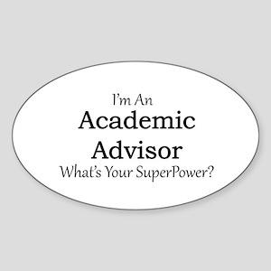 Academic Advisor Sticker