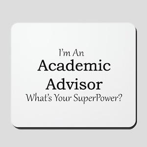 Academic Advisor Mousepad