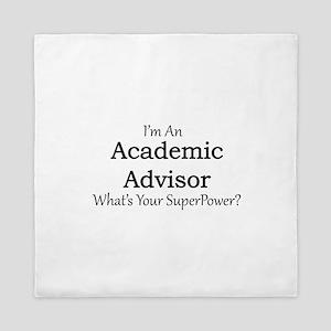 Academic Advisor Queen Duvet