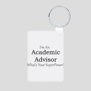Academic Advisor Keychains