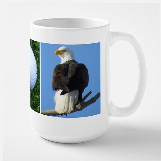 Golf Eagle Mugs