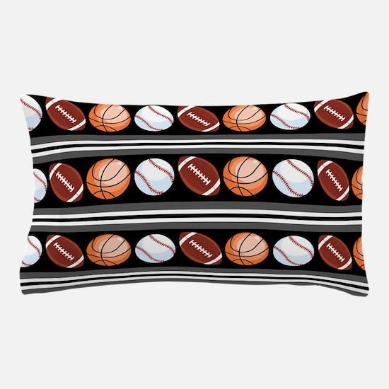 Sports Fan Pillow Case