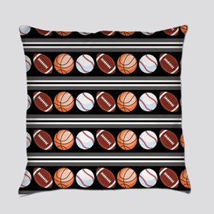 Sports Fan Everyday Pillow
