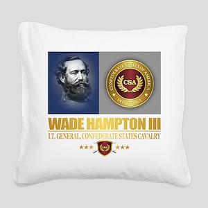 Hampton (C2) Square Canvas Pillow