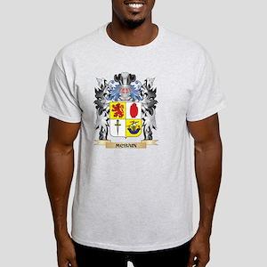 Mcbain Coat of Arms - Family Cr T-Shirt