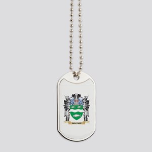 Mccabe Coat of Arms - Family Crest Dog Tags