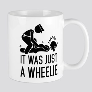 Legalize wheelies Mugs