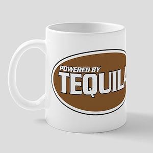 Powered By Tequila Mug