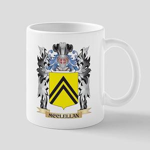 Mcclellan Coat of Arms - Family Crest Mugs