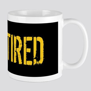 U.S. Army: Retired Mug
