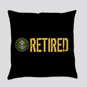 U.S. Army: Retired Everyday Pillow