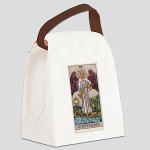 """Temperance"" Canvas Lunch Bag"