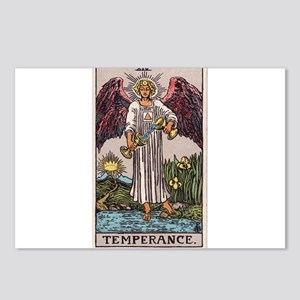 """""""Temperance"""" Postcards (Package of 8)"""