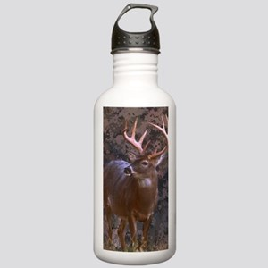 camouflage western cou Stainless Water Bottle 1.0L