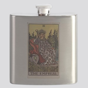 """""""The Empress"""" Flask"""