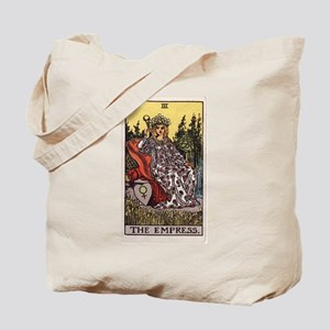 """The Empress"" Tote Bag"