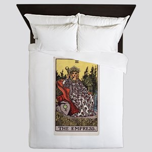 """The Empress"" Queen Duvet"