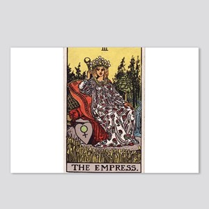 """""""The Empress"""" Postcards (Package of 8)"""