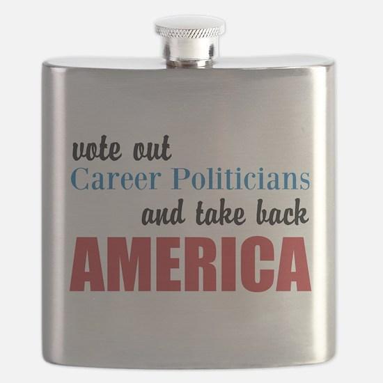 Career Politicians Flask
