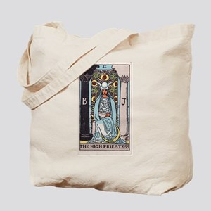 """The High Priestess"" Tote Bag"
