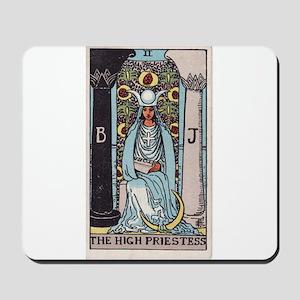 """The High Priestess"" Mousepad"