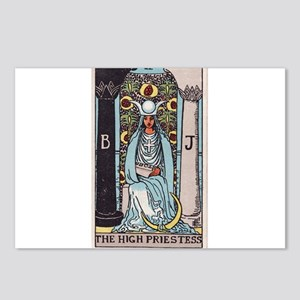 """""""The High Priestess"""" Postcards (Package of 8)"""